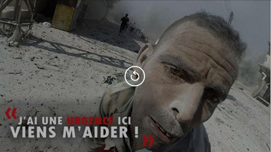 Une association de secouristes a fait plus de 4 millions de vues sur Facebook avec cette vidéo terrible