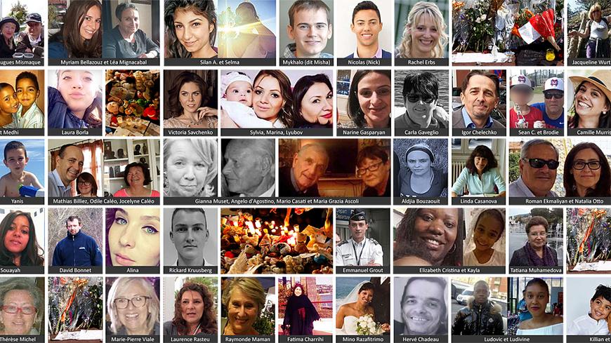 Fabuleux PORTRAITS - Les anges de la Prom', victimes de l'attentat de Nice BB22