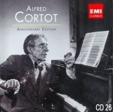 Alfred Cortot interprète Debussy et Schumann / CD 26