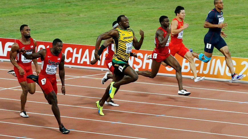 Usain Bolt en route vers le triplé  olympique sur 100m ?