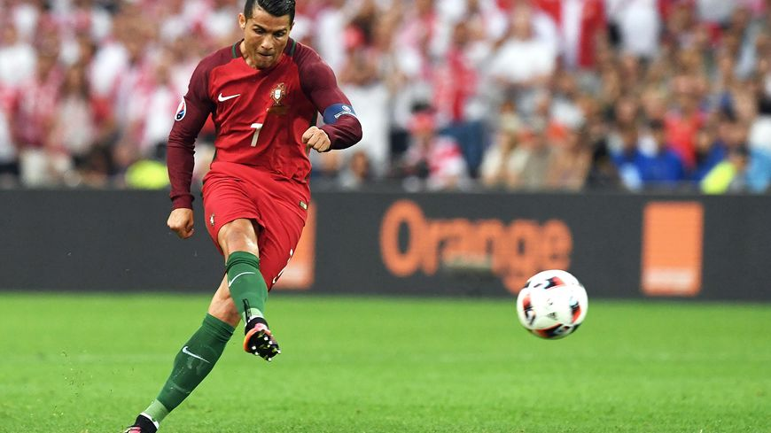 La star portugaise, Cristiano Ronaldo.