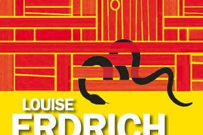 """Partie de la couverture du roman """"Dans le silence du vent"""" de Louise Erdrich, paru chez Albin Michel."""