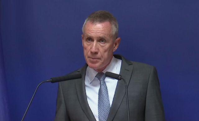 François Molins a tenu une nouvelle conférence de presse