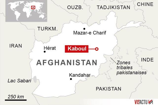 C'est le premier attentat depuis le 30 juin dans la capitale afghane