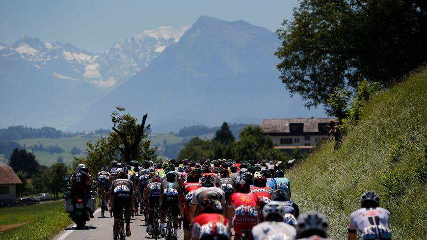 La 17e étape en Suisse