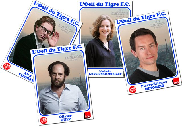 Alex Vizorek, Olivier Guez, Nathalie Kosciusko-Morizet et Pierre-Etienne Minonzi