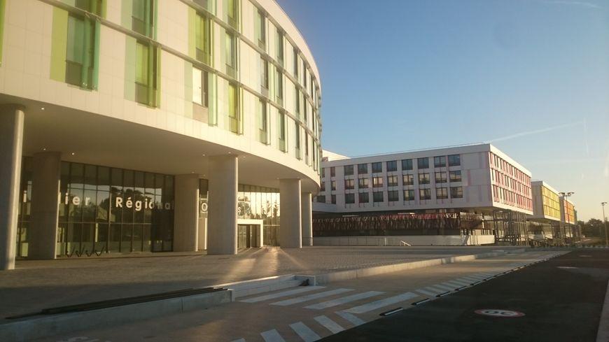 L'Hôpital d'Orléans La Source