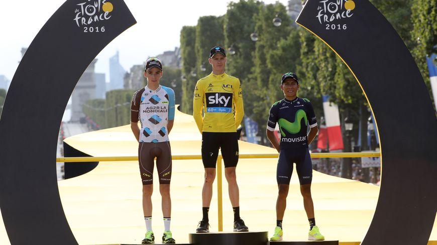 Le triplé de Chris Froome devant Romain Bardet et Nairo Quintana