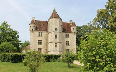 Manoir de Courboyer