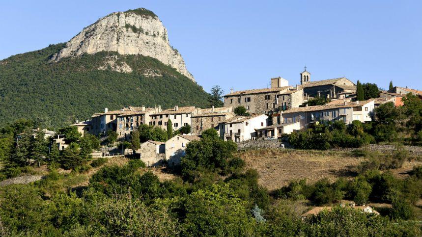 L'agression a eu lieu dans le paisible village de Lagrand