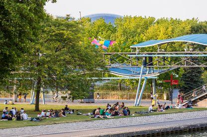 Le parc de la Villette