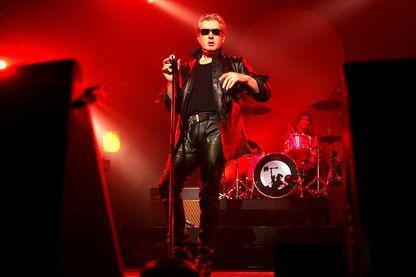 Alain Bashung, 2007 - Lille, concert des aventuriers d'un autre