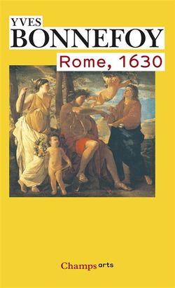 Rome 1630, Yves Bonnefoy