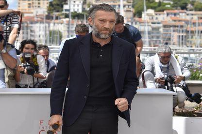 Vincent Cassel au Festival de Cannes le  19 mai 2016.