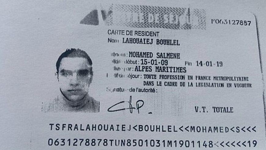 Mohamed Lahouaiej-Bouhlel a foncé sur la foule jeudi 14 juillet à bord d'un camion frigorifique, tuant 84 personnes à Nice