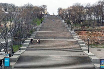 Escalier Potemkine