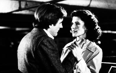 Fanny Ardant et Gérard Depardieu dans la femme d'à côté