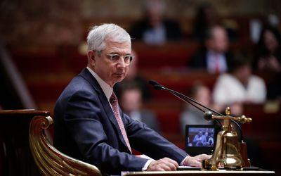 Claude Bartolone, député de la Seine-Saint-Denis, Président de l'Ass. nat.