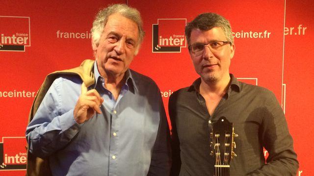 René Frydman et Jean-Marc Zvellenreuther