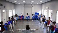 Le ballet à la conquête des townships en Afrique du Sud