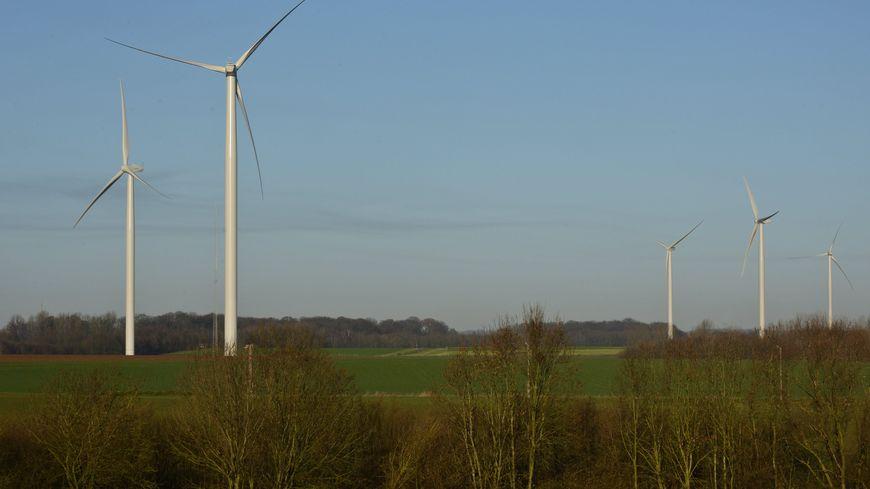 5 éoliennes pourraient émerger grâce à vos prêts