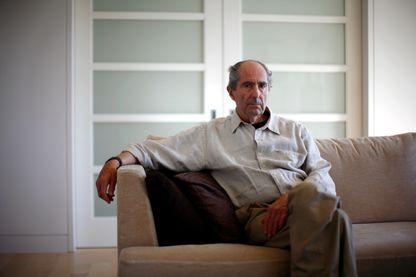 L'auteur Philip Roth, New York, 15 septembre, 2010