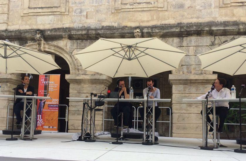 Deuxième débat des Rencontres de Pétrarque 2016