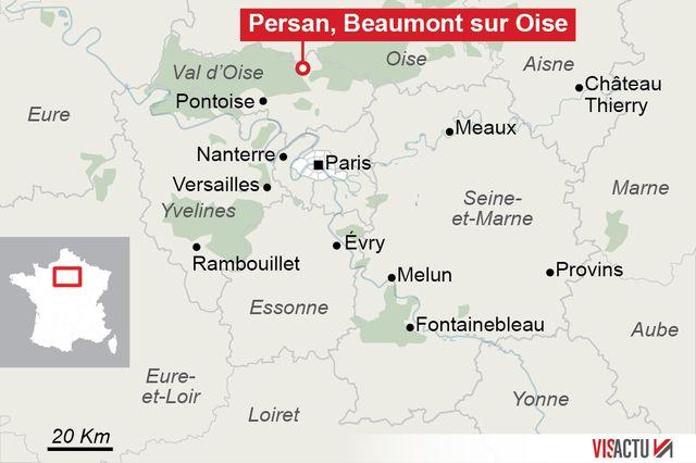 Les violences ont éclaté à Persan et Beaumont-sur-Oise