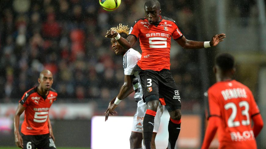Cheikh Mbengué évoluait sous les couleurs de Rennes lors de la dernière saison