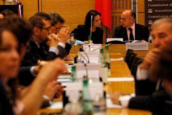 La commission des lois de l'Assemblée Nationale s'est réunie pour étudier le projet de loi de prolongement de l'Etat d'Urgence