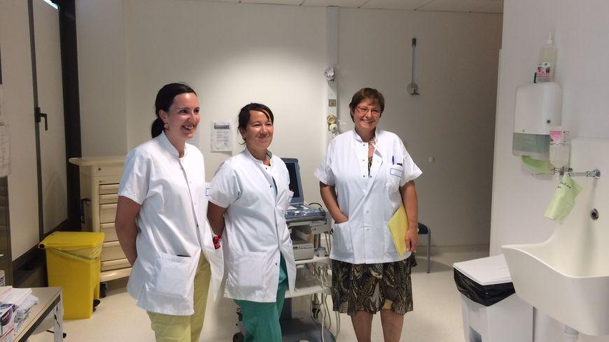 gynécologue centre hospitalier