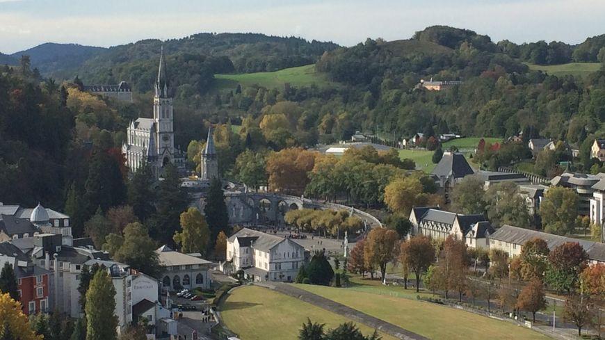Le sanctuaire de Lourdes (image d'archives)