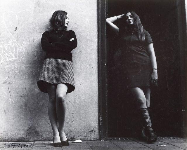 Sans titre © Gerard P. Fieret, 1965 - 1975. Gemeentemuseum Den Haag, Courtesy Es