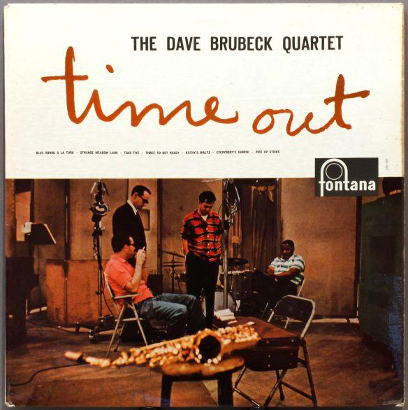 """""""Time out"""" de Dave Brubeck, dans son édition vinyle… néerlandaise"""