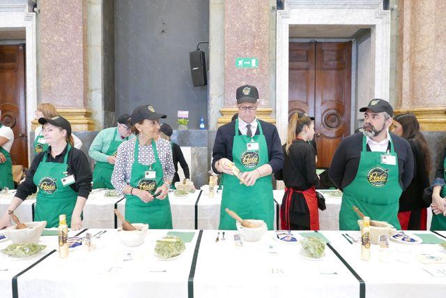 Championnat de Pistou à Gênes 2016