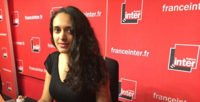 Nathalie Mabrouki, professeur d'arabe syrienne