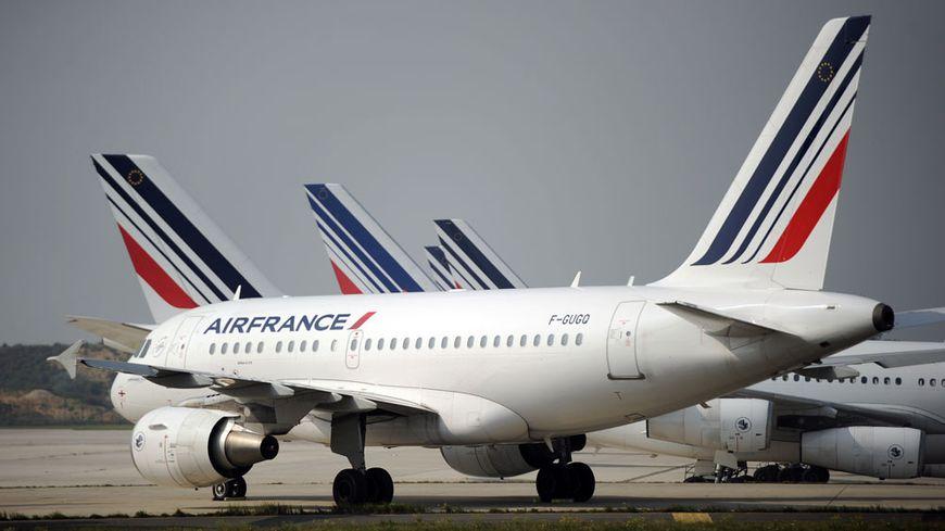 Les hôtesses de l'air et stewards d'Air France sont appelés à la grève à partir de mercredi