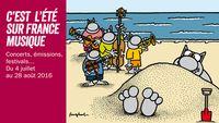Grille d'été : détendez-vous avec France Musique !