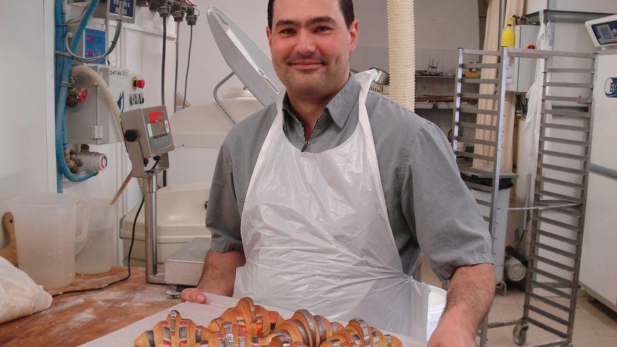 Louis Tortochot et ses croissants bigarrés