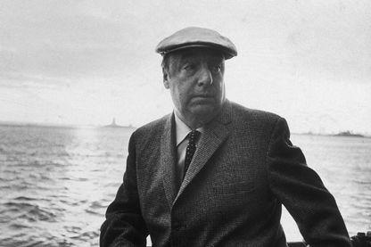 Pablo Neruda, 13 juin 1966 à proximité de New York