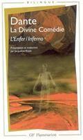 """Couverture """"La divine comédie Volume 1 L'enfer"""