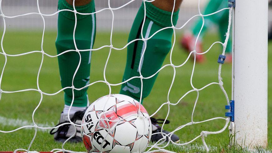 Football amateur (illustration)