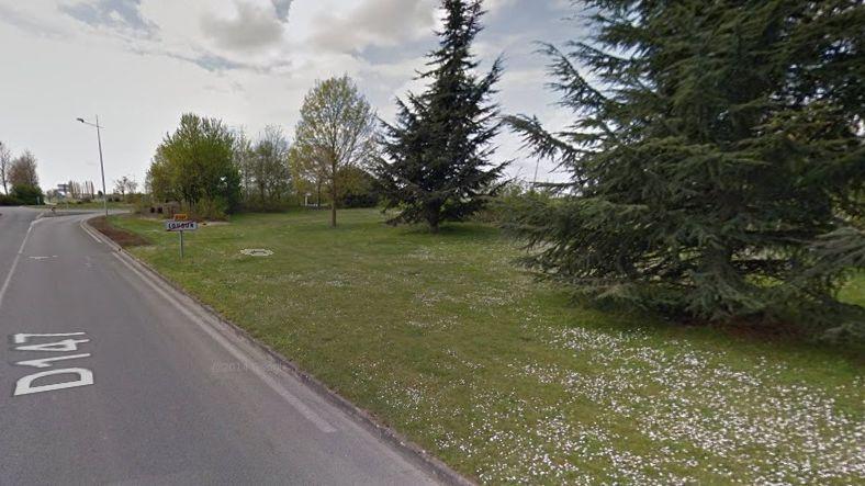 C'est sur l'axe Mont-sur-Guesnes/Loudun que le drame s'est produit.