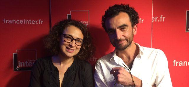 Delphine Horvilleur et Stéphane Habib