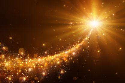Poussière d'étoiles artificielle