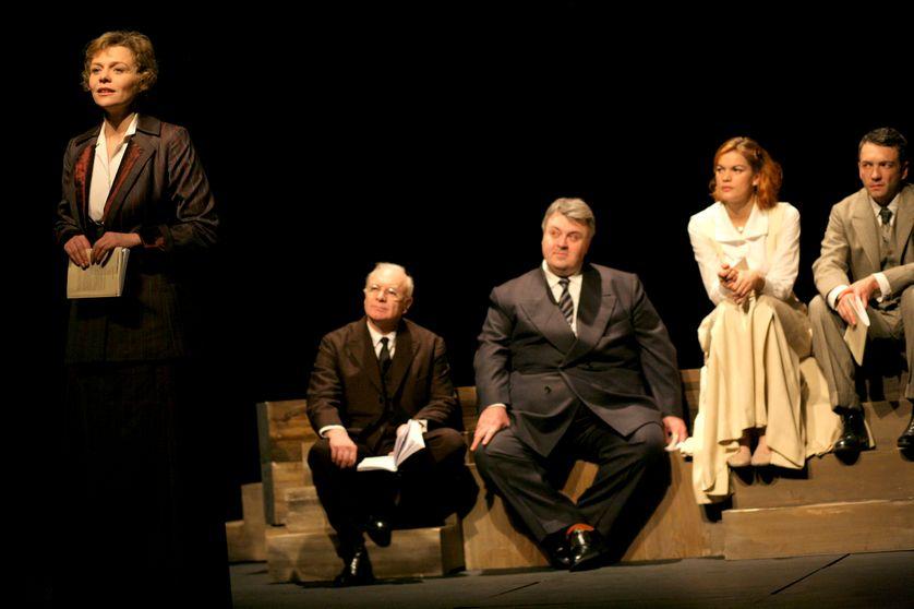 """""""Pensées de Jacques Copeau"""" au Théâtre du Vieux Colombier"""