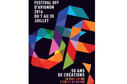Affiche du Off d'Avignon