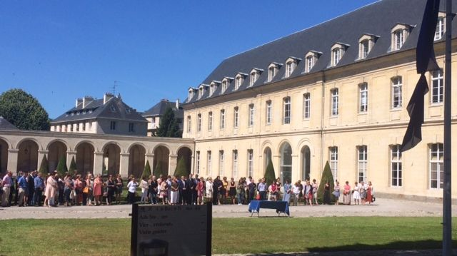 Au siège de la Région à Caen