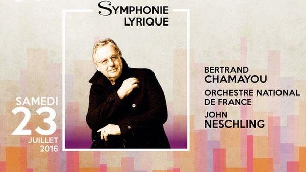 Concert Symphonie Lyrique au Festival Radio France Montpellier Languedoc-Roussillon
