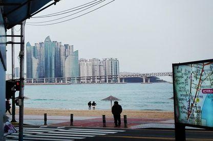 Le port de Busan